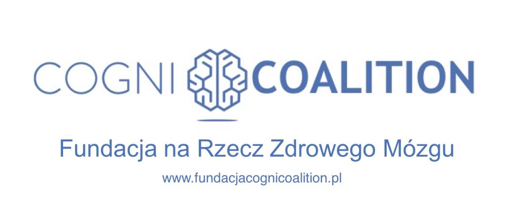 Logo z nazwą Fundacji
